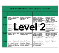 Level 2   Second Edition